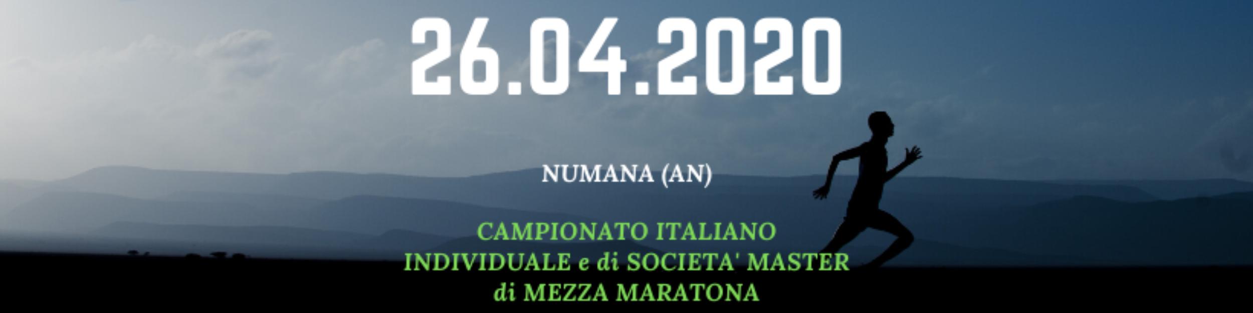 Conero Running ™ | Mezza Maratona – 26.04.2020