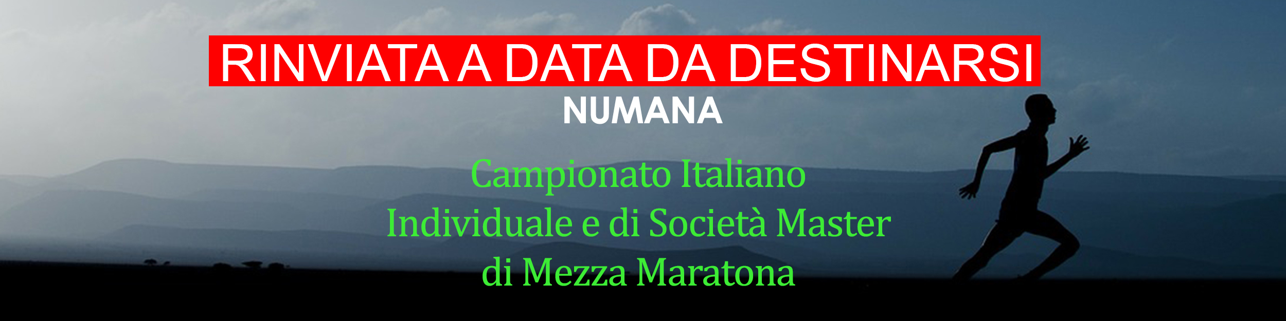 Conero Running ™ | Mezza Maratona – 25.04.2021